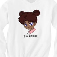 Girl Power Sweater 1