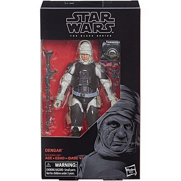 Dengar Star Wars The Black Series 6 Inch Action Figure