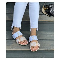 LOUIS VUITTON  LV  Sandals