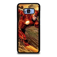 THE FLASH 3 Samsung Galaxy S8 Plus Case Cover
