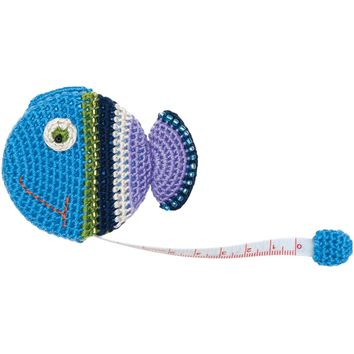 "Paradise Crocheted Tape Measure 60""-Fish"