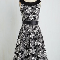 Sleeveless A-line Girls Will be Twirls Dress