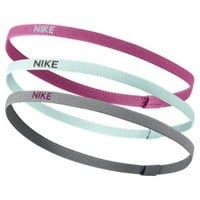 Nike Store. Nike Elastic Hairbands (3 Pack)