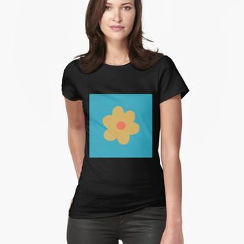 'In the garden' T-shirt by VibrantVibe