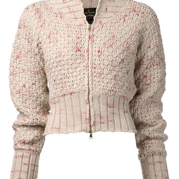 Vivienne Westwood Anglomania / 'Guide' Cardigan