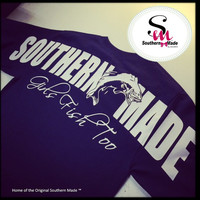 "Southern Made ""Girl Fish Too"" Long Sleeve"