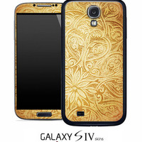 Antique Swirls Skin for the Samsung Galaxy S4, S3, S2, Galaxy Note 1 or 2