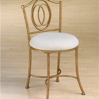 Emerson Vanity Stool - Hillsdale Furniture 50945