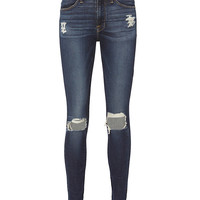 FRAME Le High Marlowe Skinny Jeans - INTERMIX®