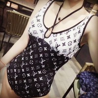 Louis Vuitton LV Summer Sexy Swimsuit