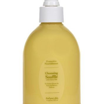 Cleansing Souffle - Purify your complexion with this cleansing makeup remover soufflé