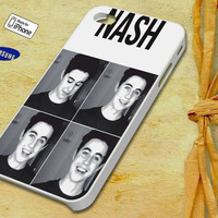 Nash Grier Fun Photos Case for iPhone 4 4S iPhone 5 5S 5C and Samsung Galaxy S3 S4
