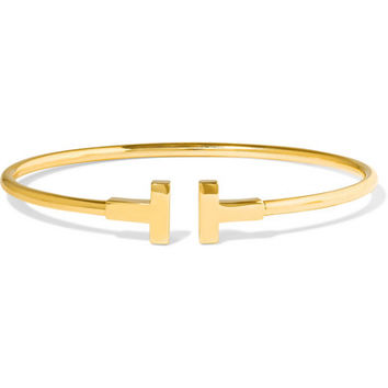 Tiffany & Co. - T Wire 18-karat gold cuff