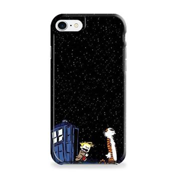 Night Stars Calvin And Hobbes iPhone 6 | iPhone 6S Case