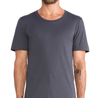 BLK DNM T-Shirt 3 in Charcoal