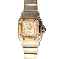 Cartier Unknown swiss-automatic womens Watch (Certified Pre-owned)