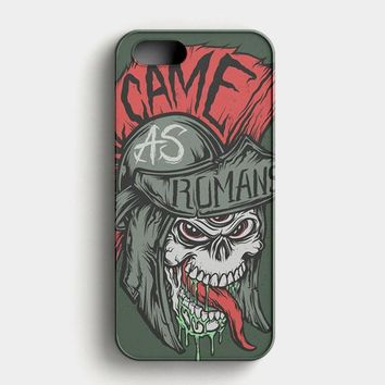 We Came As Romans iPhone SE Case