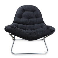 Tufted Memory Foam Lounger Chair