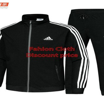 Adidas New Style Clothing SST WINDBREAKER Jacket L-5XL 7889 Black