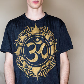 Men's Shirt Ohm Gold