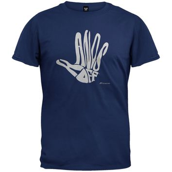 Subliminal Hands Off T-Shirt