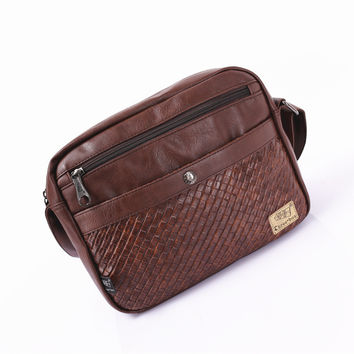 Bags Casual Men Simple Design Korean Shoulder Bags [6583343815]