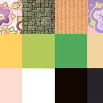 100 Sheets of 12x12 Scrapbook, Cardstock and Printed Papers - Acid Free