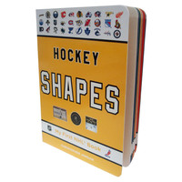 My First NHL Board Books - Hockey Shapes