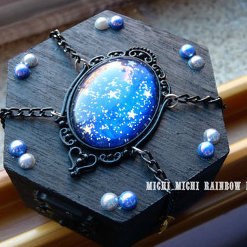LAST ONE! Summer Night Gothic Mini Box Chest