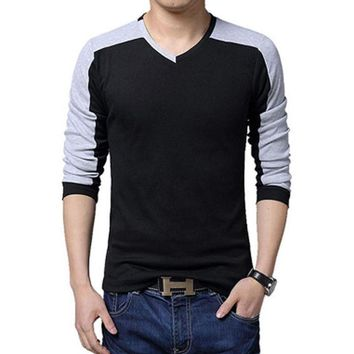 T Shirt Homme 2017 Erkek Tshirt Mixed Colors Compression Shirt Mens Tshirt Brand T-Shirt Homme Shirts Men Slim T-Shirt 5XL DHW
