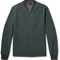 Theory - Dimpsy Shell Bomber Jacket | MR PORTER