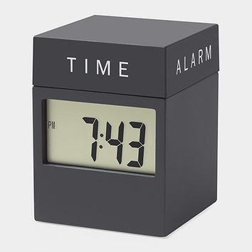 4-in-1 Twist Clock