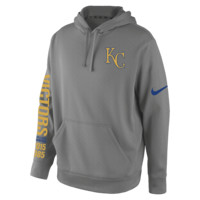 "Nike ""Victors"" (MLB Royals) Men's Performance Hoodie"