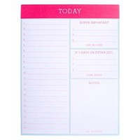 GRAPHIQUE DE FRANCE TODAY LARGE NOTEPAD