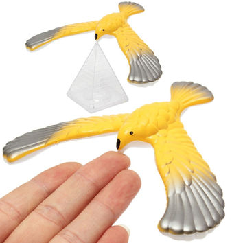 The Balancing Bird - Fun Educational Toy and Stress Reliever