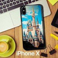 Castle Disney Y1627 iPhone X Case
