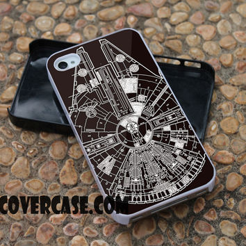 star wars ship map case for iPhone 4/4S/5/5S/5C/6/6+ case,samsung S3/S4/S5 case,samsung note 3/4 Case