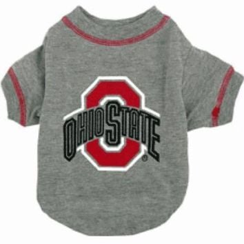 DCCKT9W Ohio State Dog Tee Shirt