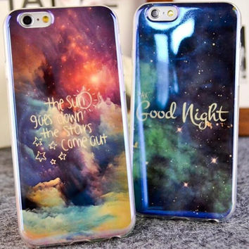 New Laser Case Cover for iPhone 6 6s Plus Gift 28