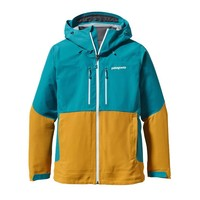 Patagonia Women's Mixed Guide Hoody for Ice Climbing and Backcountry Skiing | Tobago Blue
