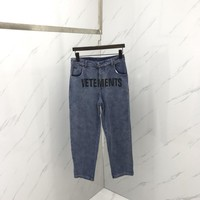 cc hcxx Vetements JEANS