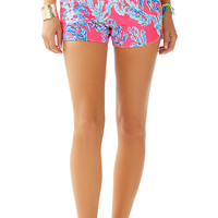 ADIE SHORT - CAPRI PINK SAMBA from Lilly Pulitzer, Available at Ocean Palm