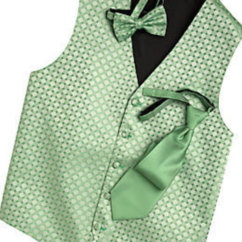 Men's Bellagio Clover Vest -  Men's Wearhouse