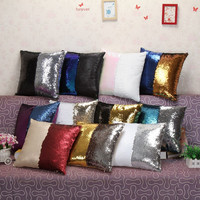 Sequin Color Changing Mermaid Pillow Cases