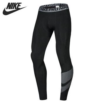 Original NIKE NP TGT GFX Men's Running Tights Sportswear