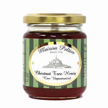 Maison Peltier French Chestnut Tree Honey 8.8 oz