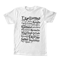 harry potter spell For T-Shirt Unisex Adults size S-2XL