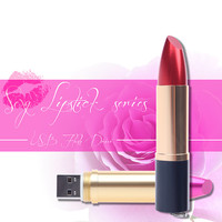 USB Flash Drive Fashion 64GB Lipstick Pendrive USB Stick Popular Gift for Girls Pen Drive New Arrival Flash Card