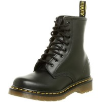 Dr. Martens 1460 Originals Eight-Eye Lace-Up Boot,Black Smooth Leather,5 UK / 6 M US Mens / 7 M US Womens
