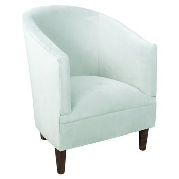 Ashlee Velvet Tub Chair, Pool, Accent & Occasional Chairs